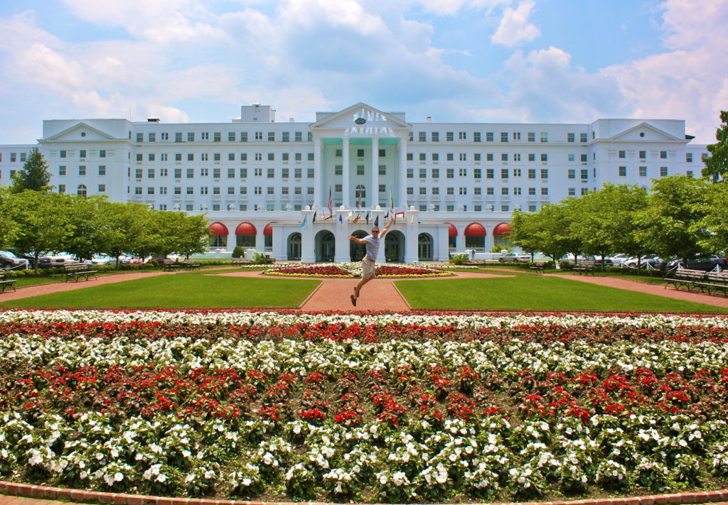 The Greenbrier West Virginia