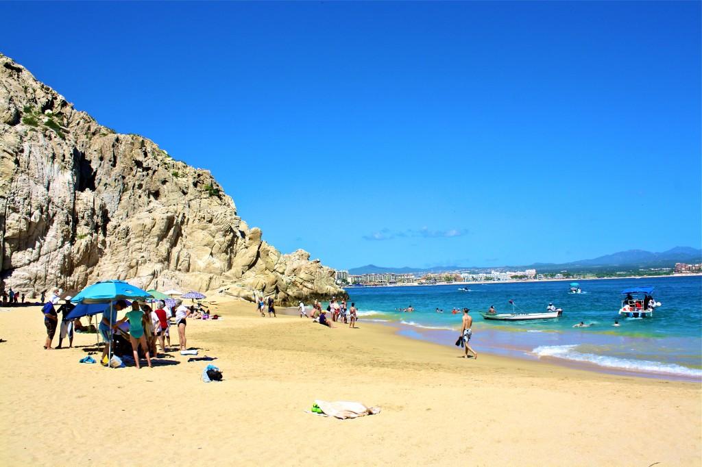 Lover's Beach Cabo