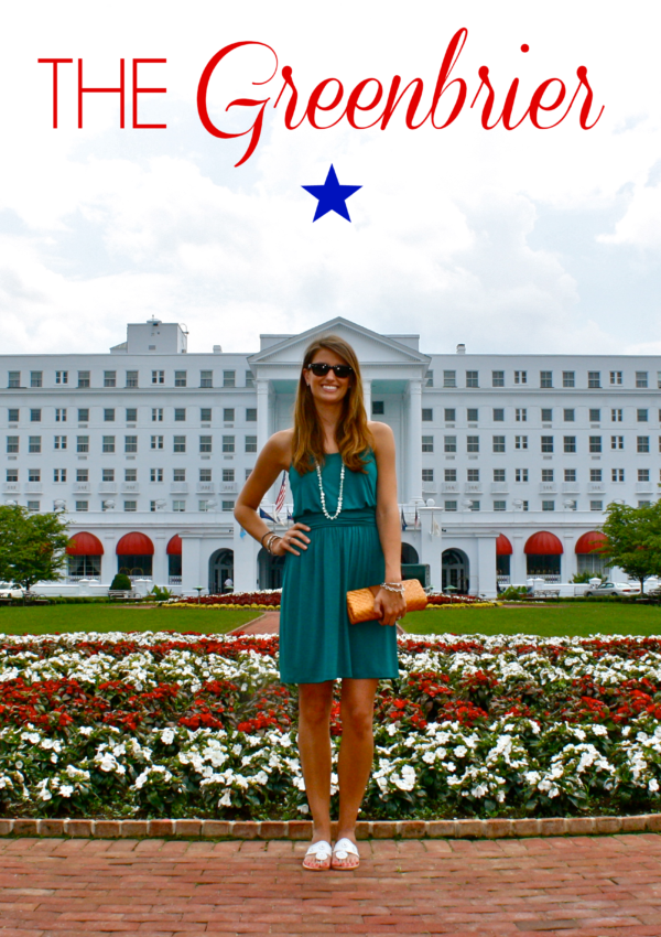 Travel: The Greenbrier