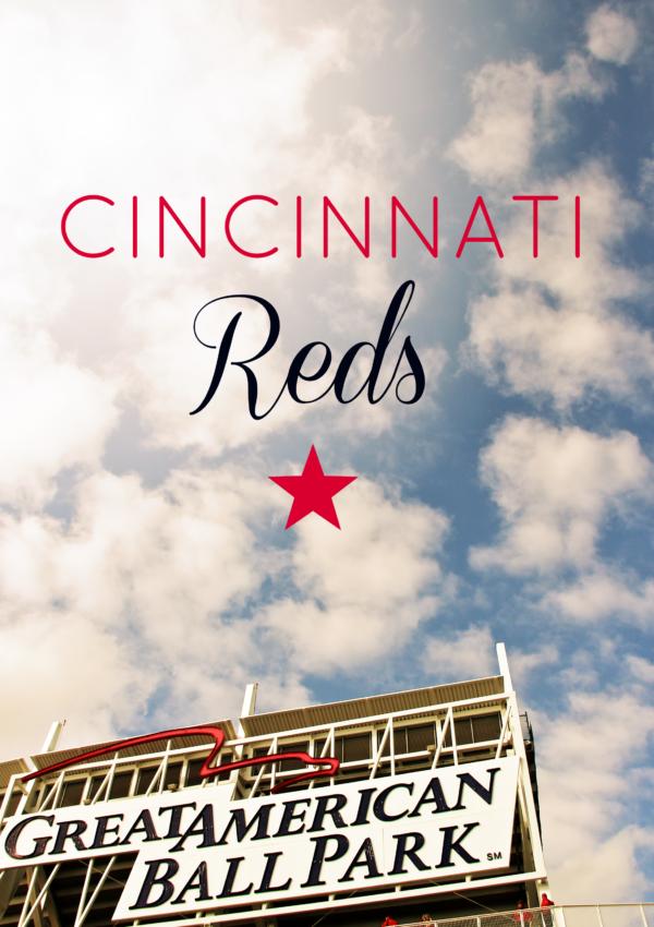 Travel: Cincinnati Reds Game