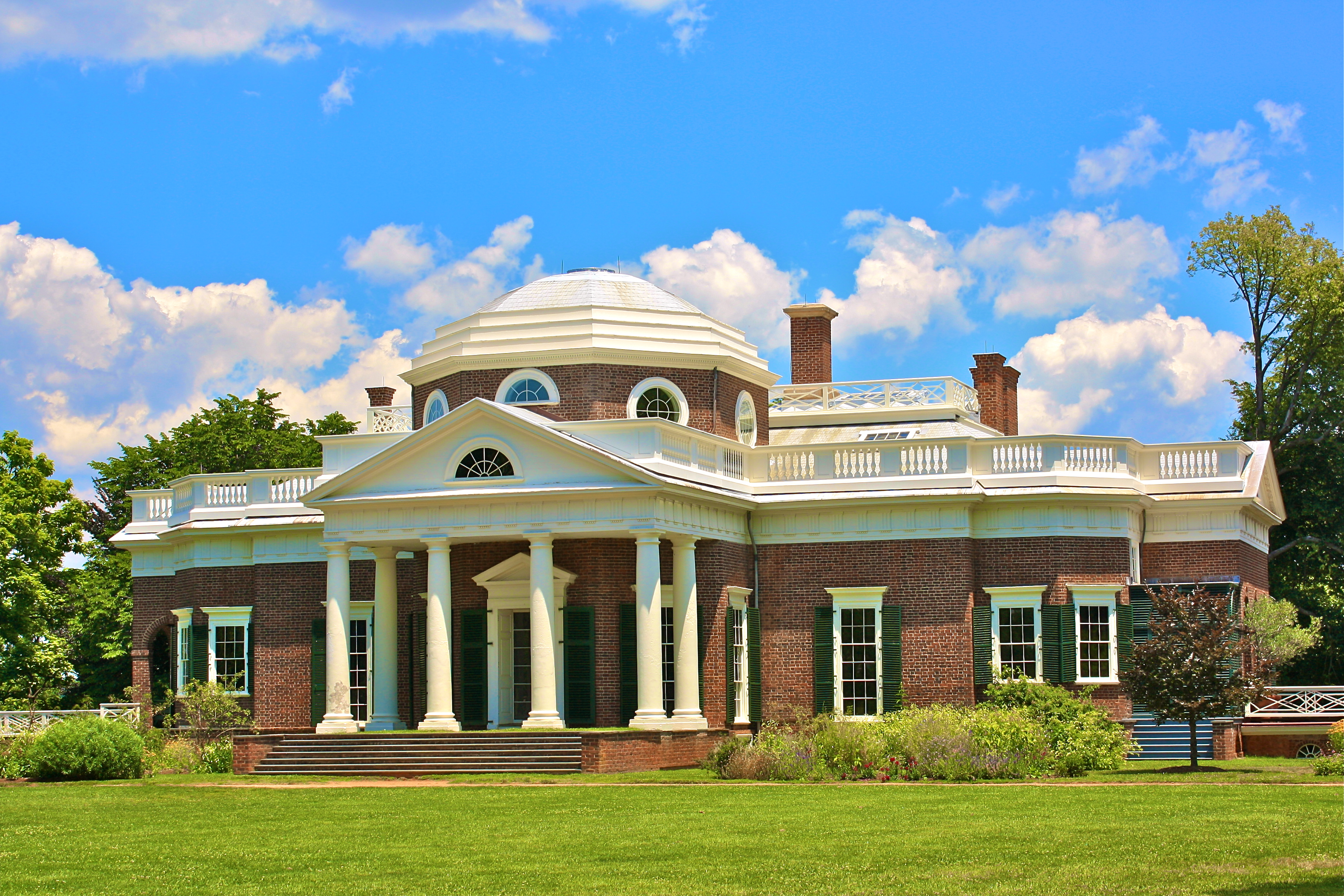 Monticello Charlottesville Virginia