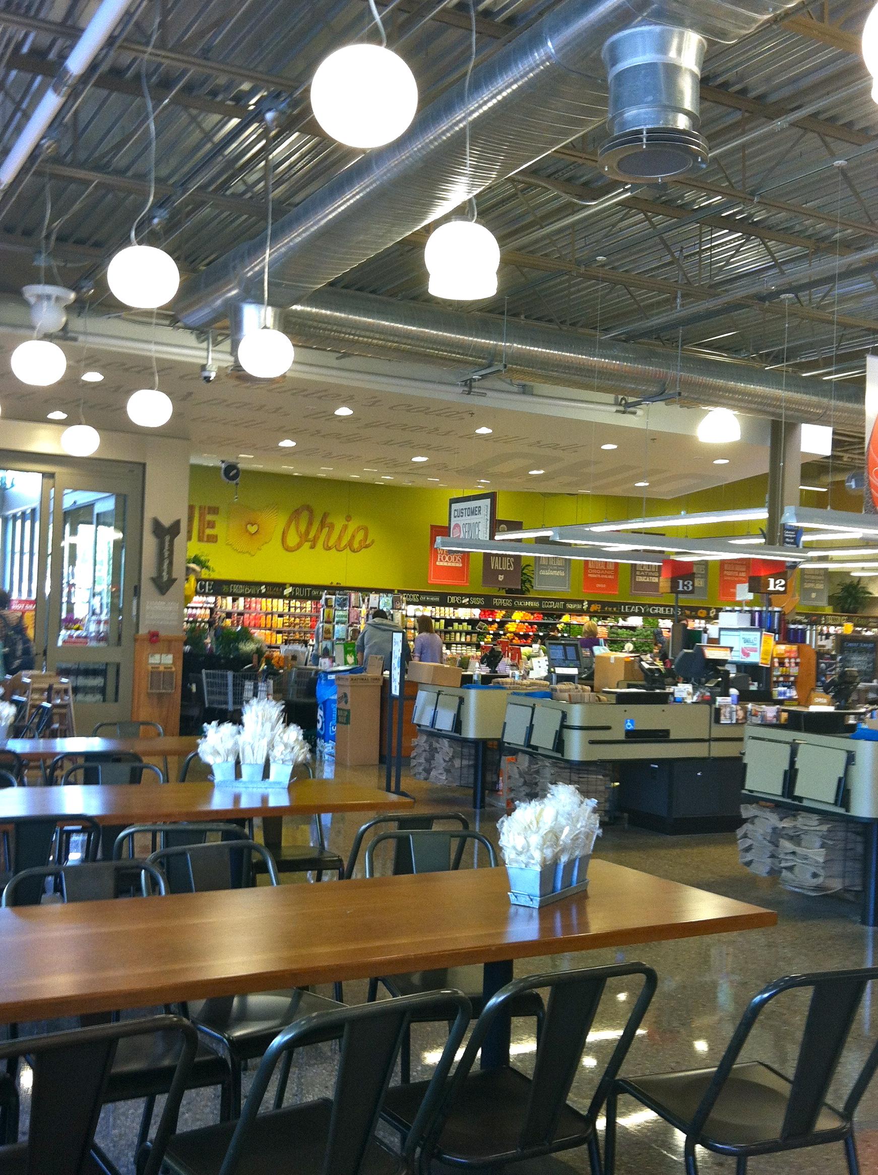 Whole Foods Restaurant Columbus Ohio