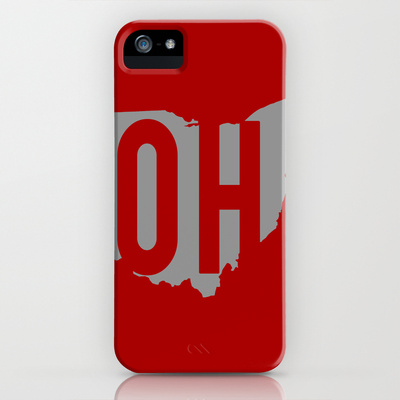 Ohio iPhone case