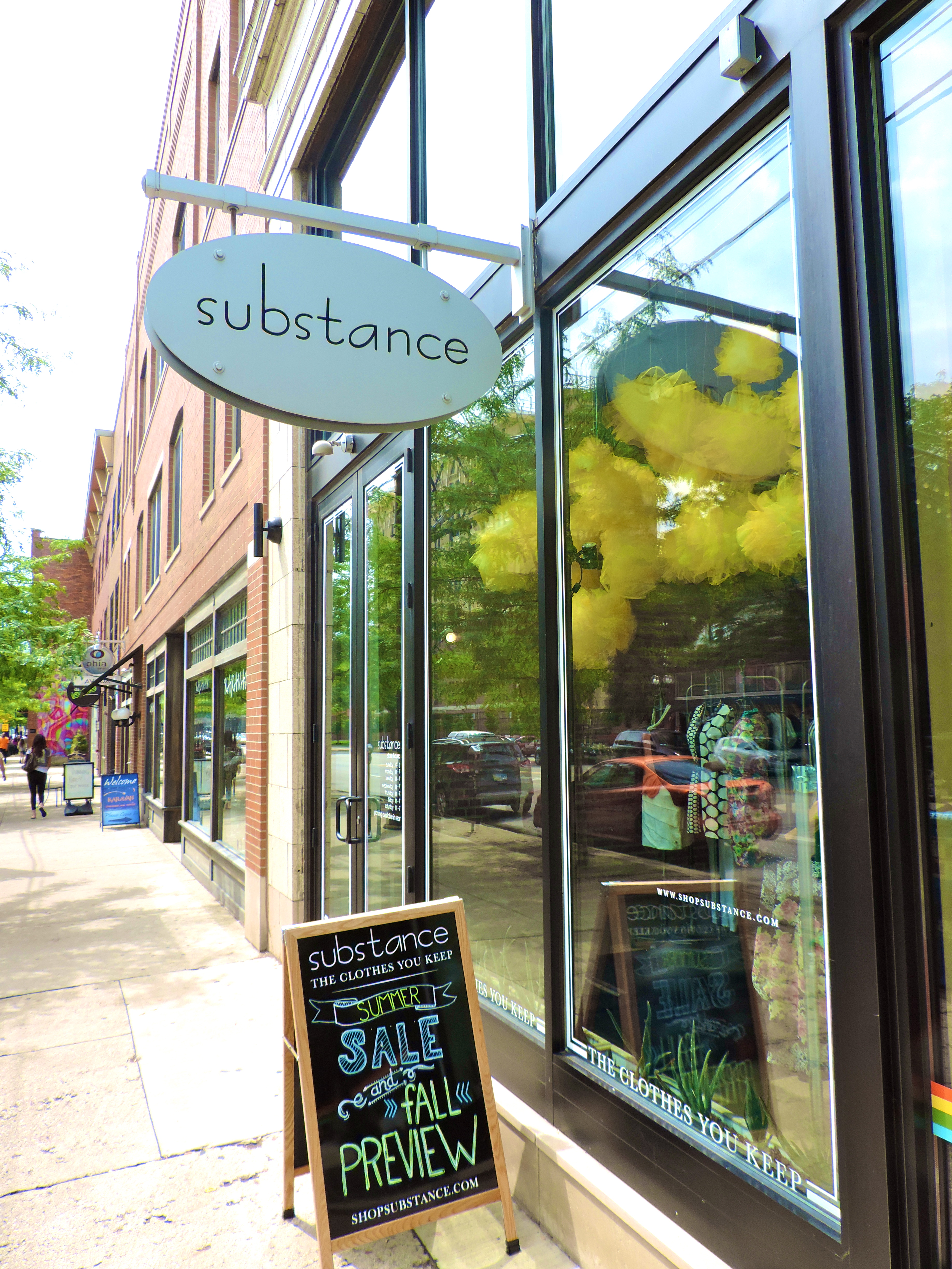 Substance Short North | Girl About Columbus