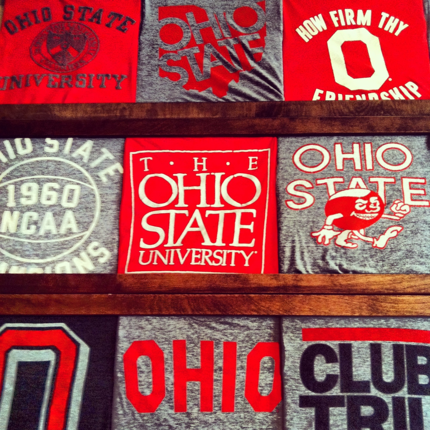 Homage Ohio State | Girl About Columbus