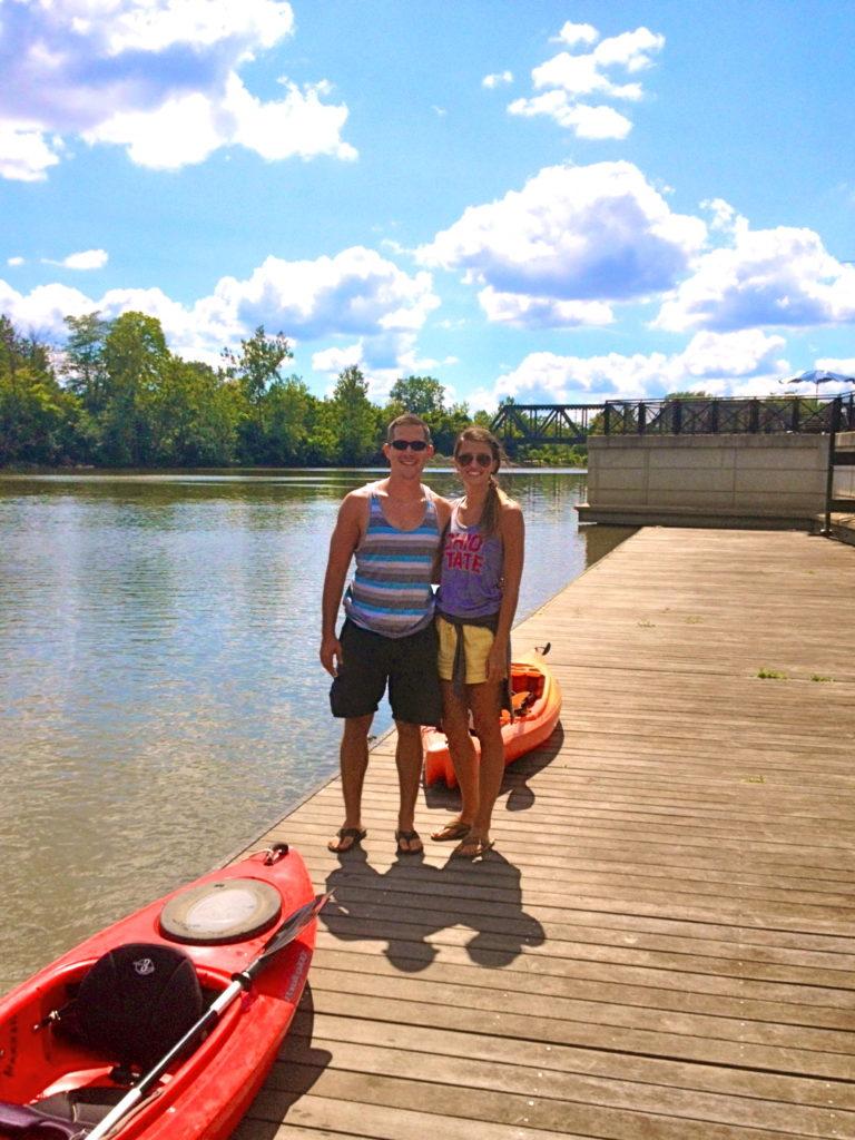 Columbus Ohio Kayaking | Girl About Columbus