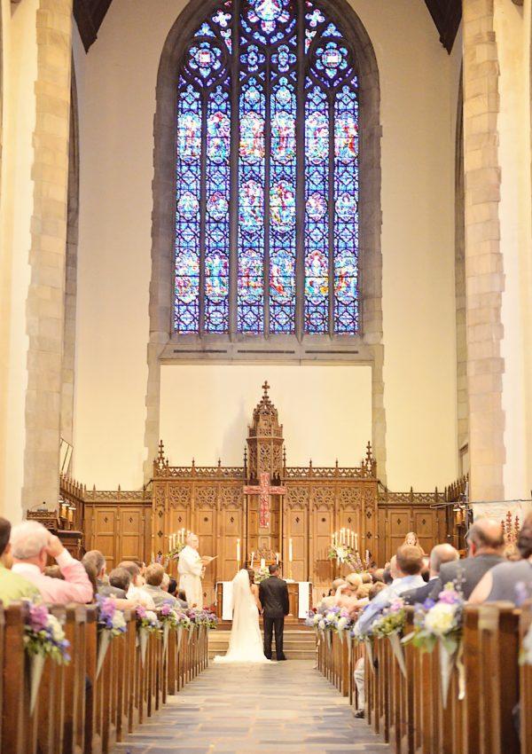Lauren & Scott's Columbus Wedding