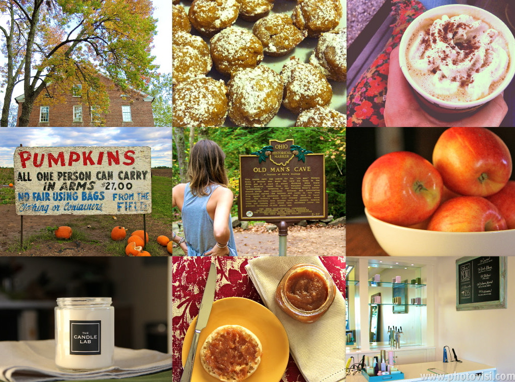 things to do in october   girl about columbus