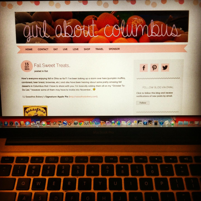 Columbus Blogger | girl about columbus