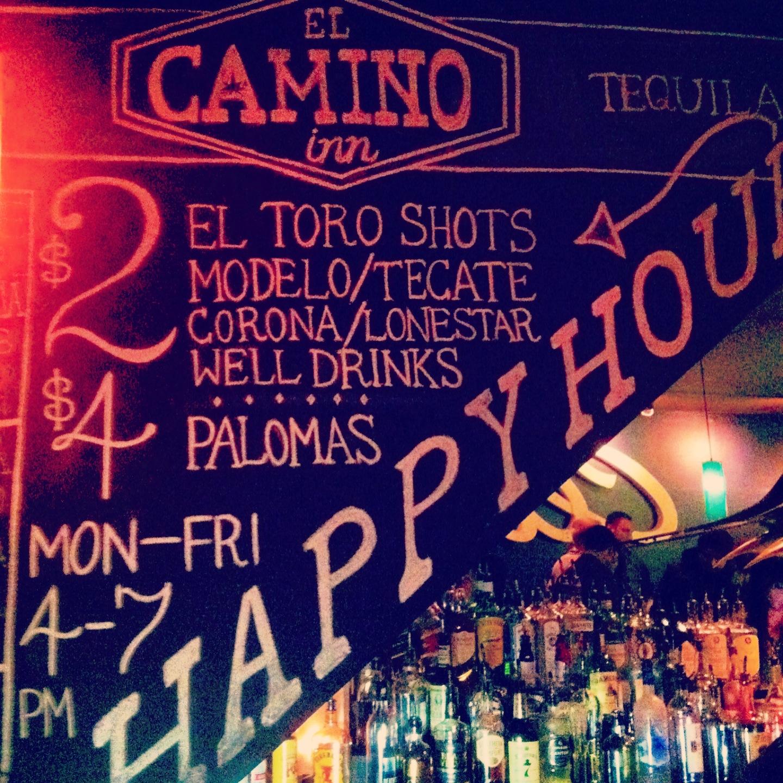 El Camino Inn | girl about columbus