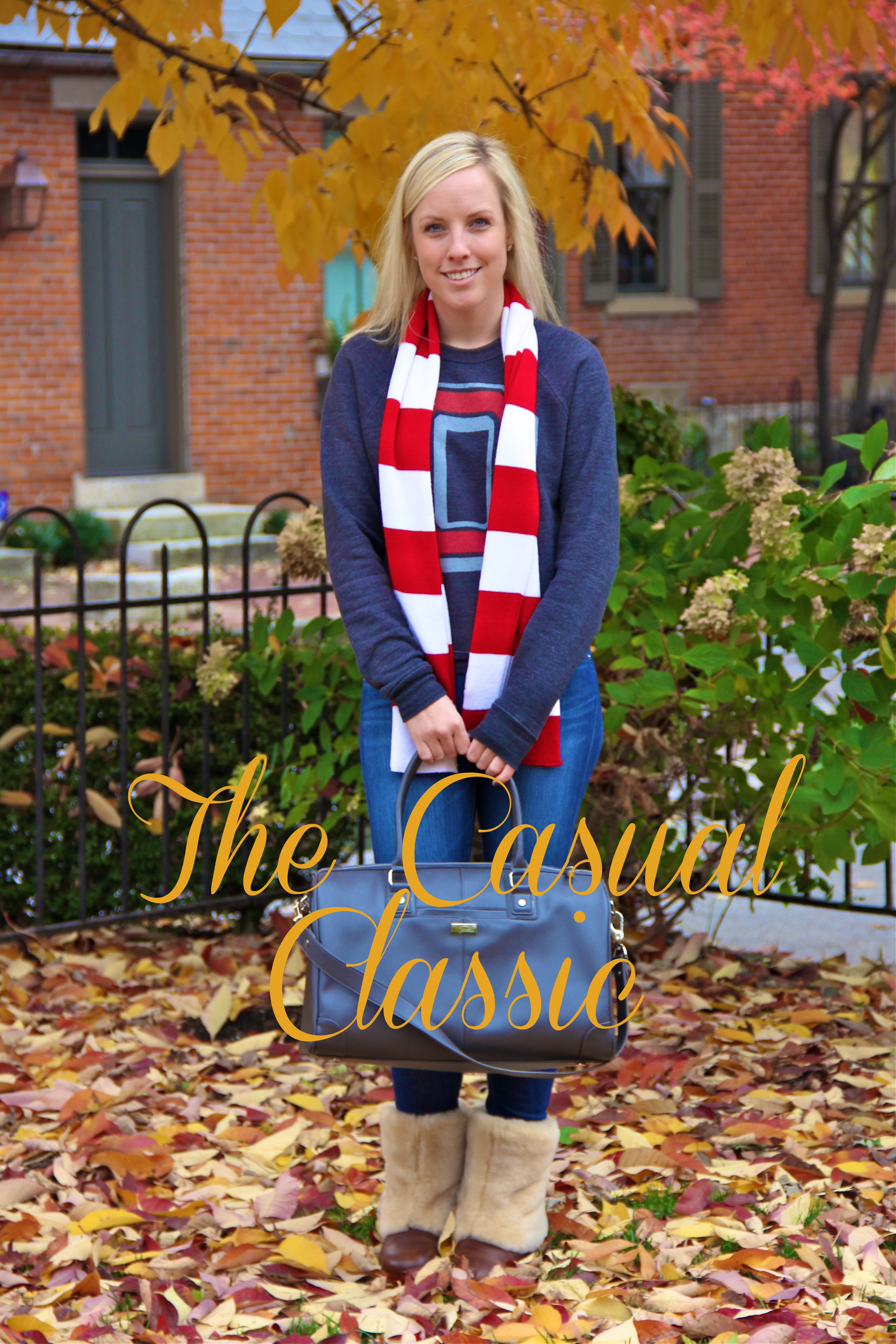 The Casual Classic | girl about columbus