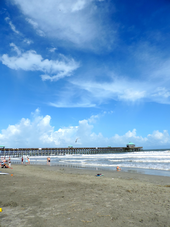 Folly Beach Charleston South Carolina