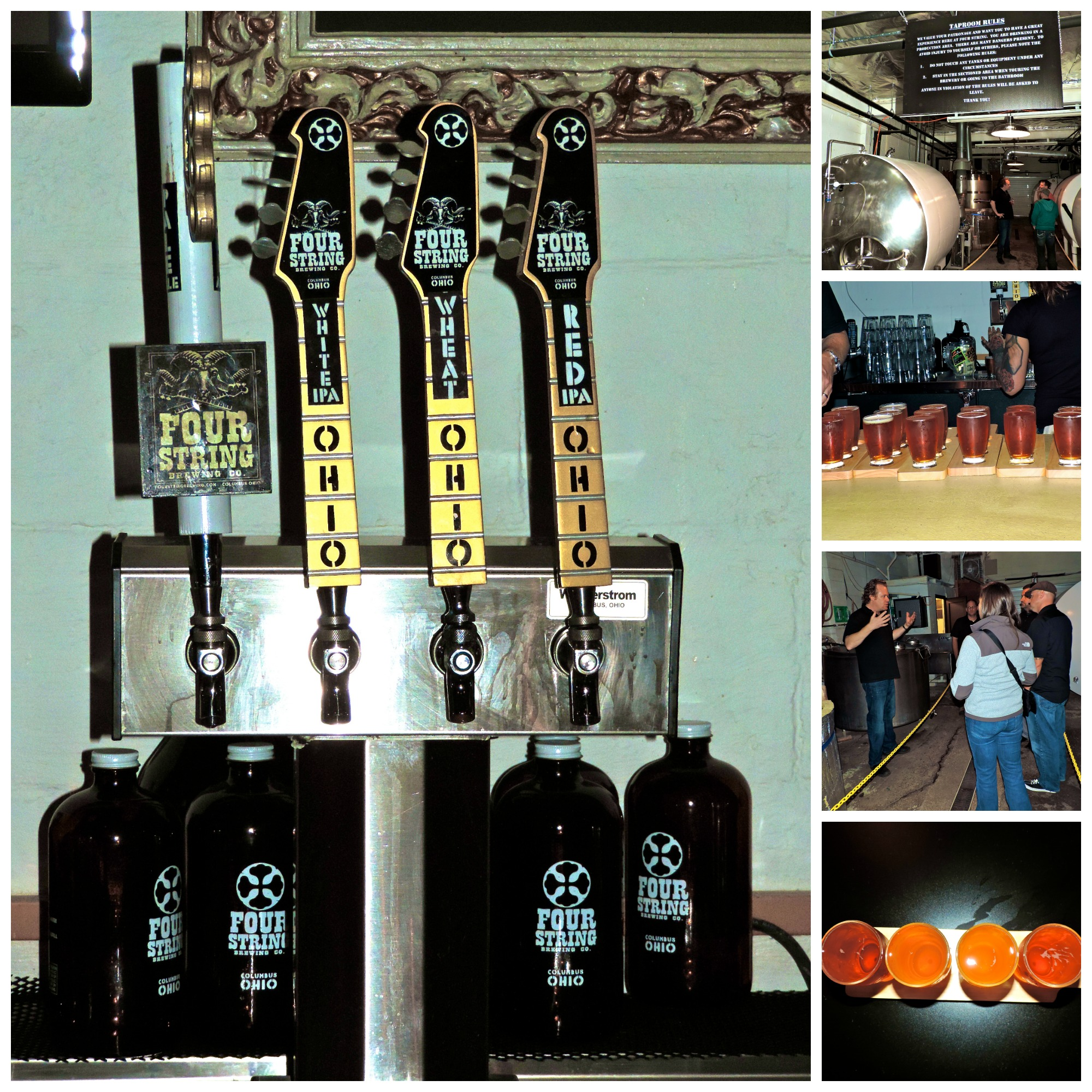 Four String Brewing | | girl about columbus