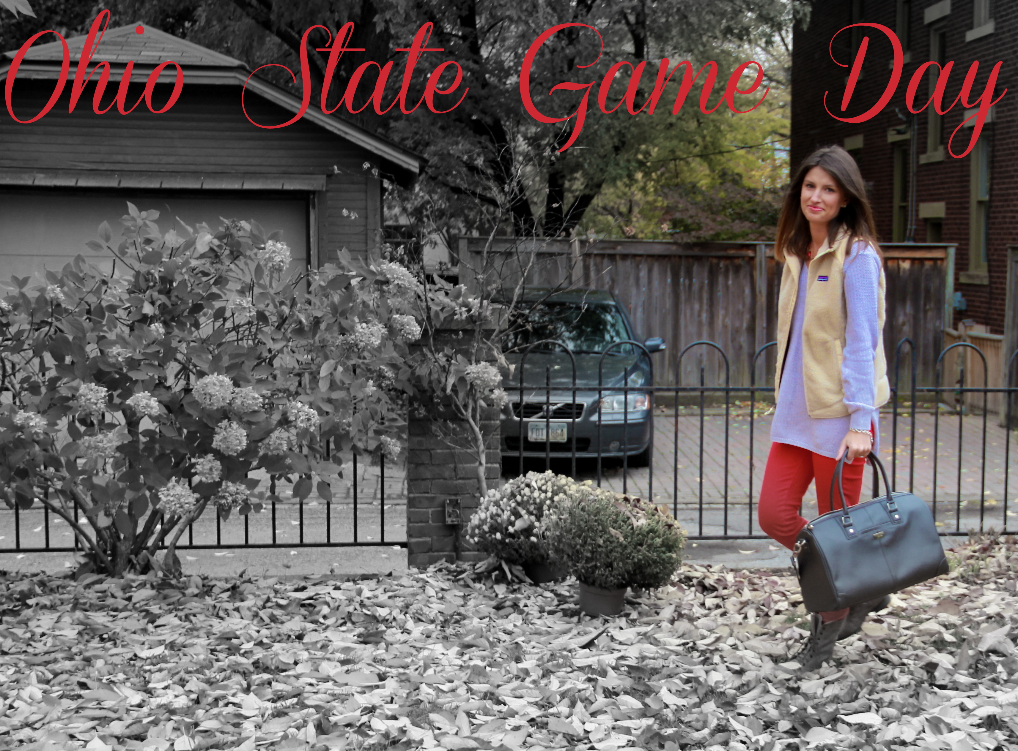 Ohio State Game Day | girl about columbus