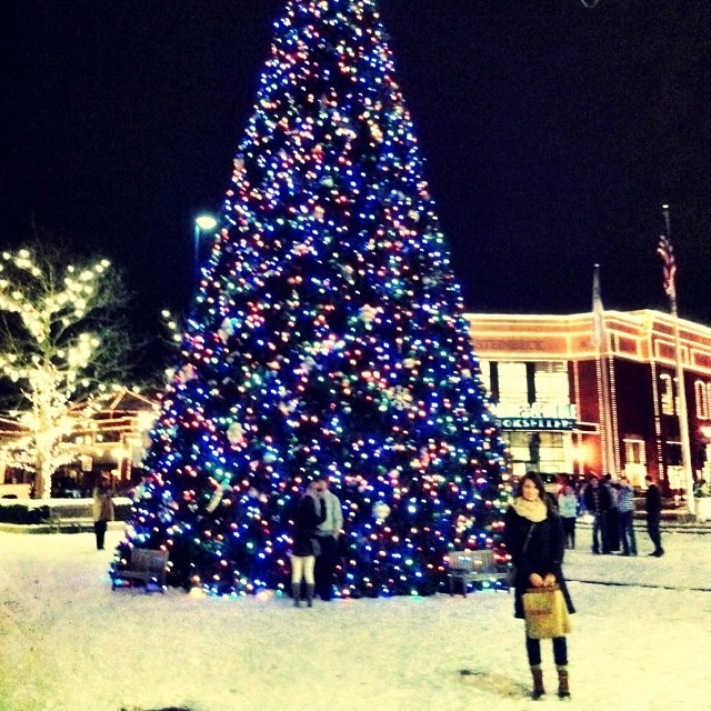 Christmas at Easton | girl about columbus