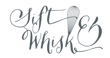 sift and whisk blog