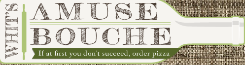 Whit's Amuse Bouche blog