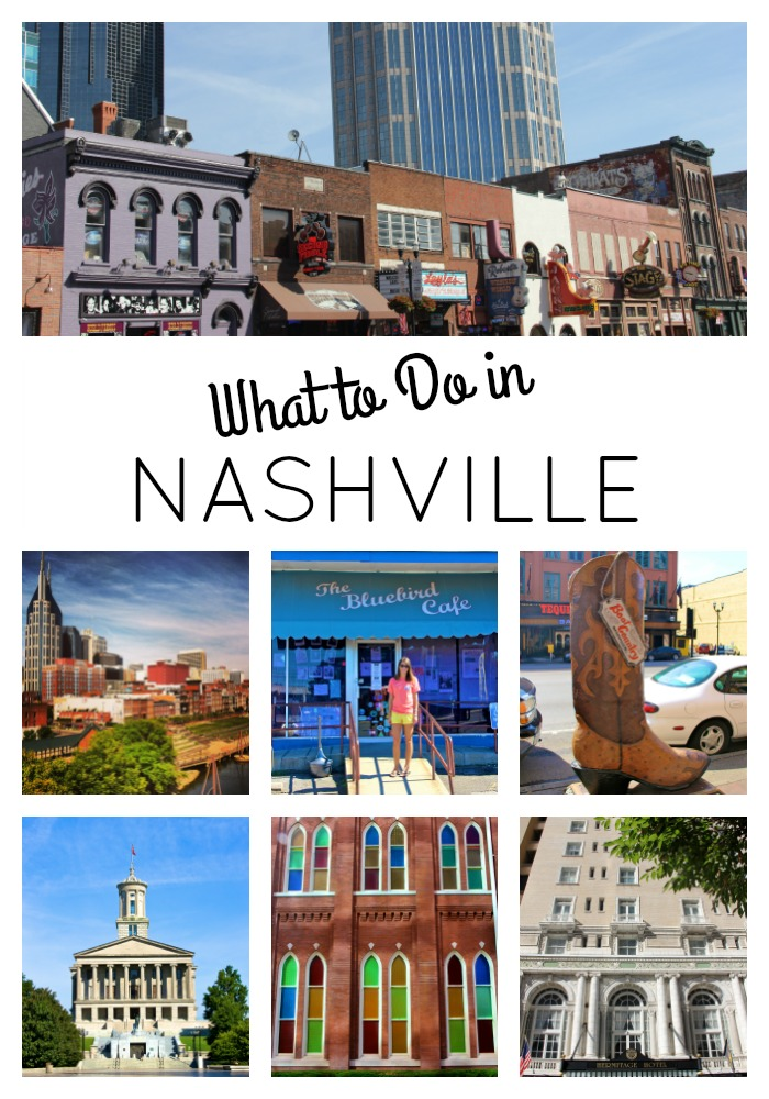 What to Do in Nashville / girl about columbus