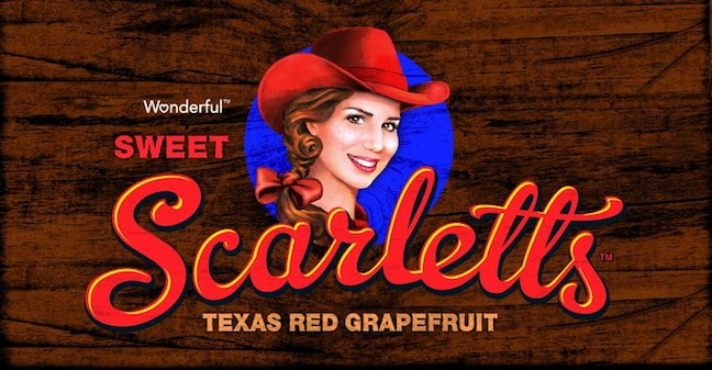 PARAMOUNT CITRUS WONDERFUL SWEET SCARLETTS TEXAS RED GRAPEFRUIT