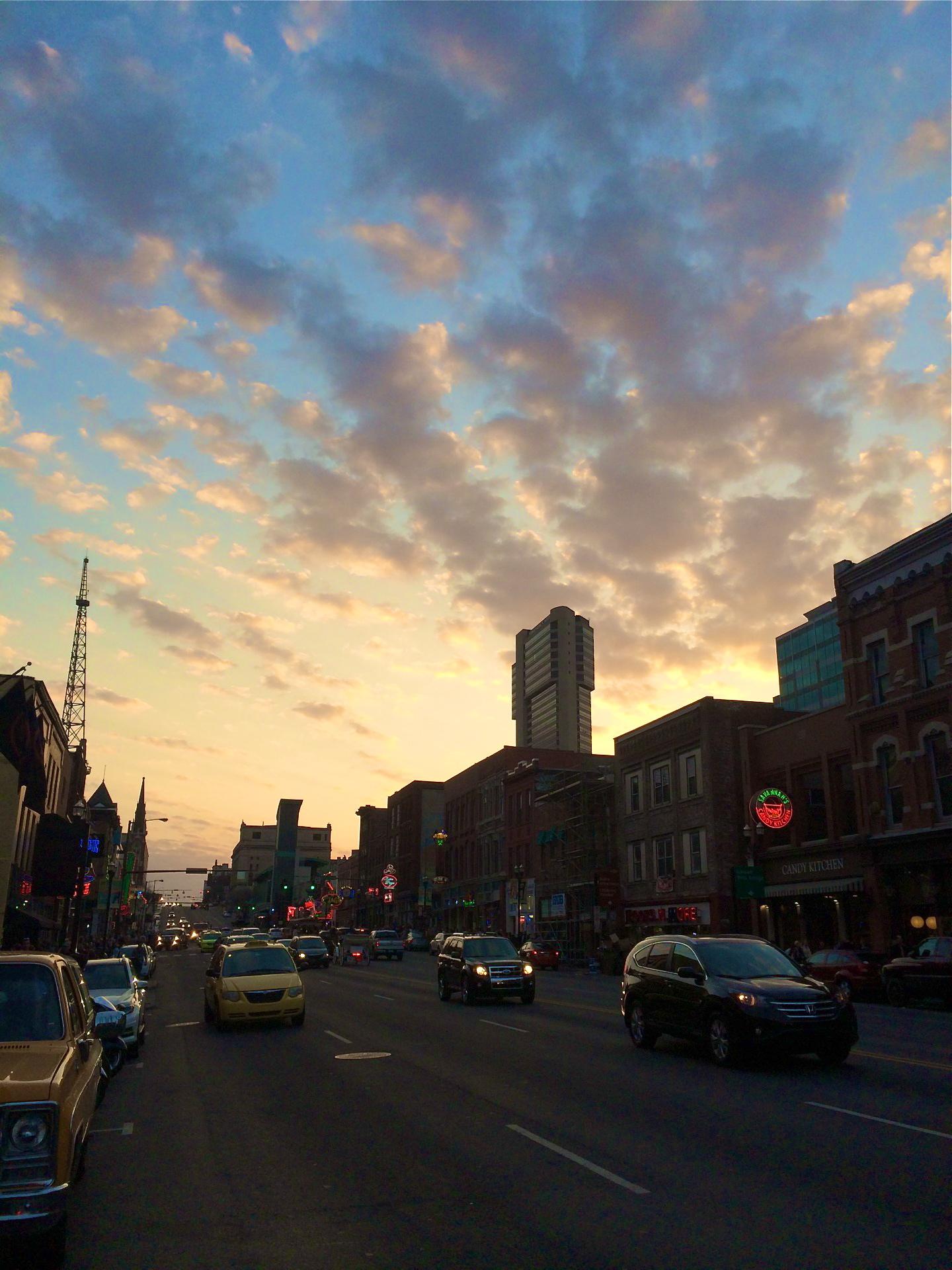 Nashville Sky
