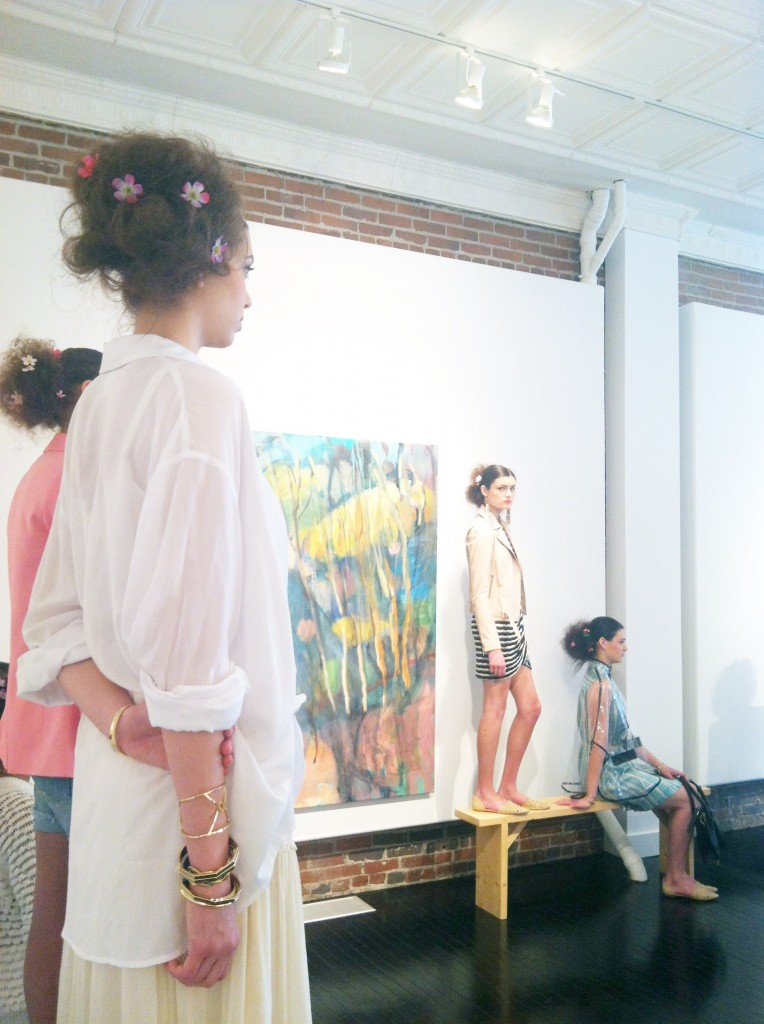 Rowe Boutique Spring Presentation 2014