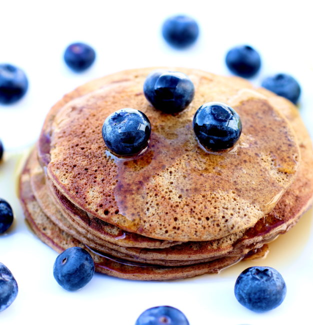 The Healthiest Pancakes, Ever