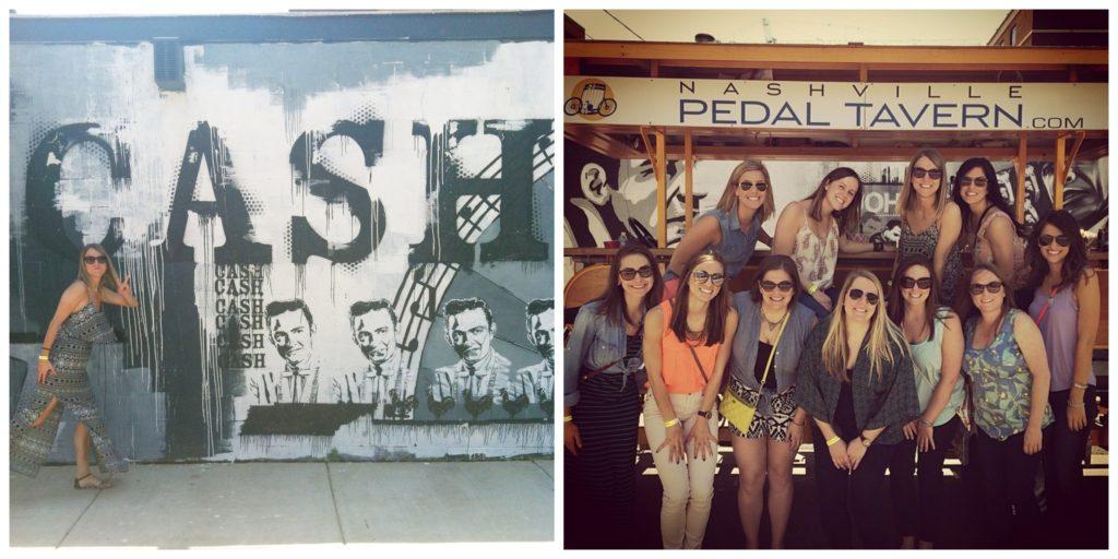 Nashville Pedal Tavern | girl about columbus