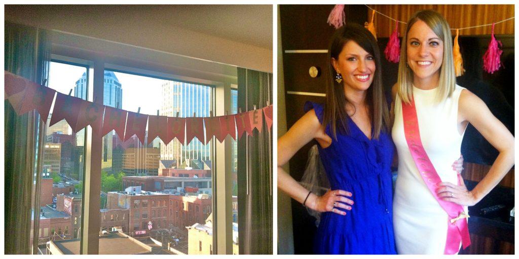 Nashville Bachelorette Party | Hilton Hotel