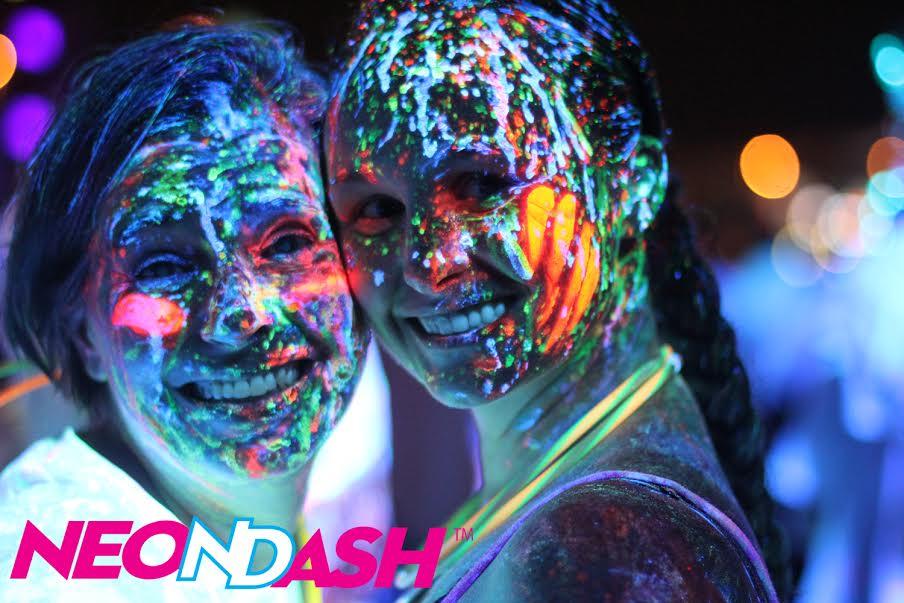 Neon Dash | girl about columbus