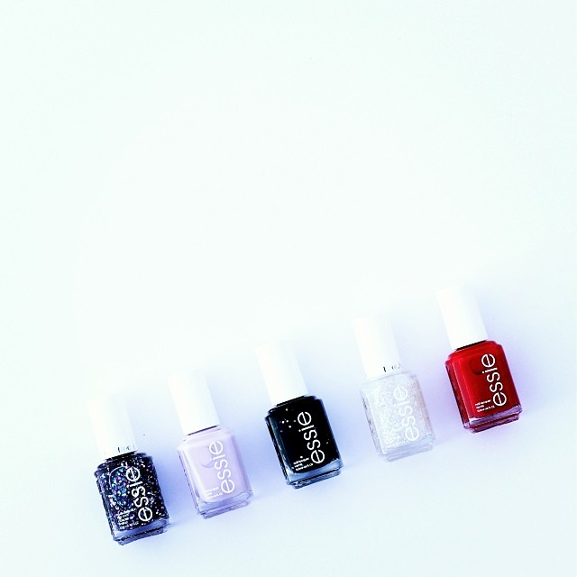 10 perfect polishes for the party season