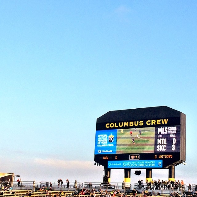 Columbus Crew Stadium | Columbus Ohio
