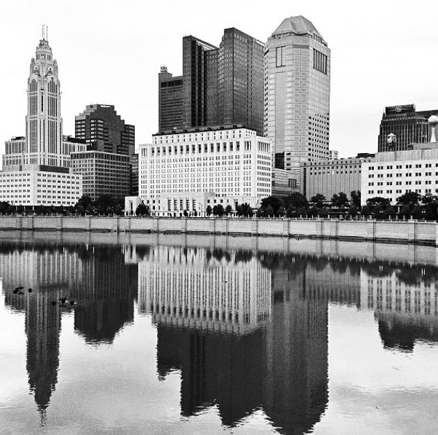 Columbus Skyline |Tizara | Columbus Instagram