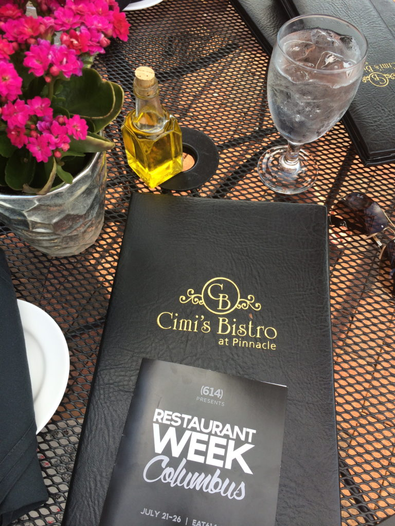 Cimi's Bistro | Columbus Restaurant Week 2014