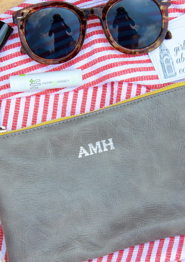 What's in my Short North Pouch | girl about columbus