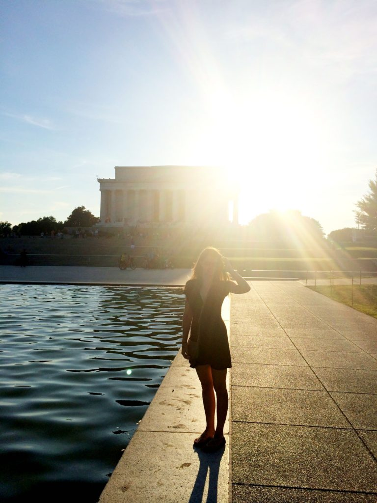 Golden-Hour-Lincoln-Memorial-August-2014