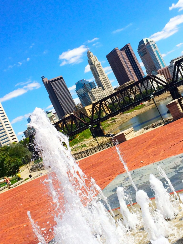 downtown_columbus_ohio_north_river_bank_park_september_2014