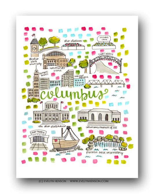 columbus-ohio-map-art-print-evelyn-henson