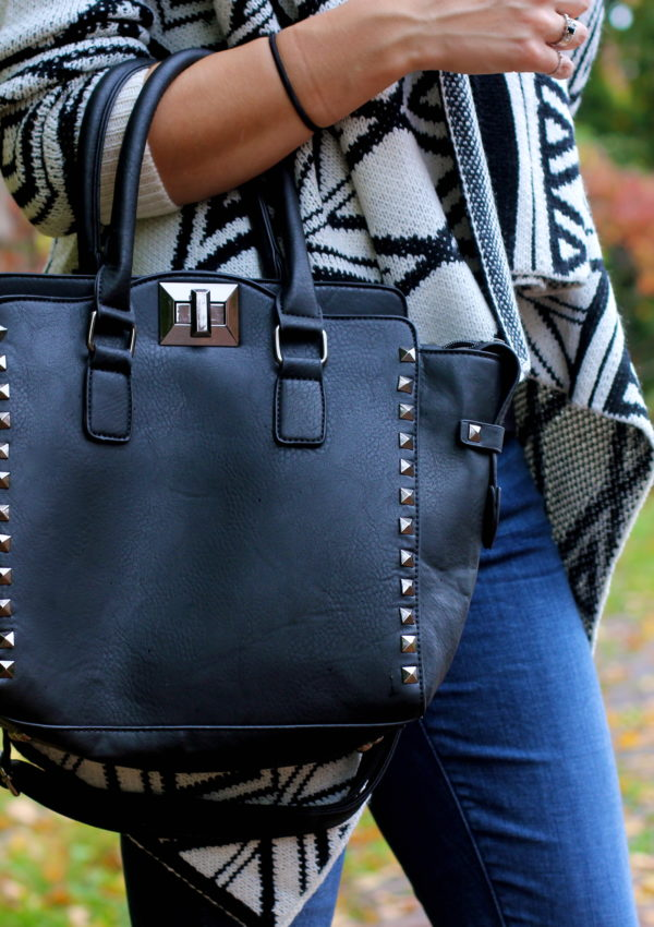 black-stud-handbag
