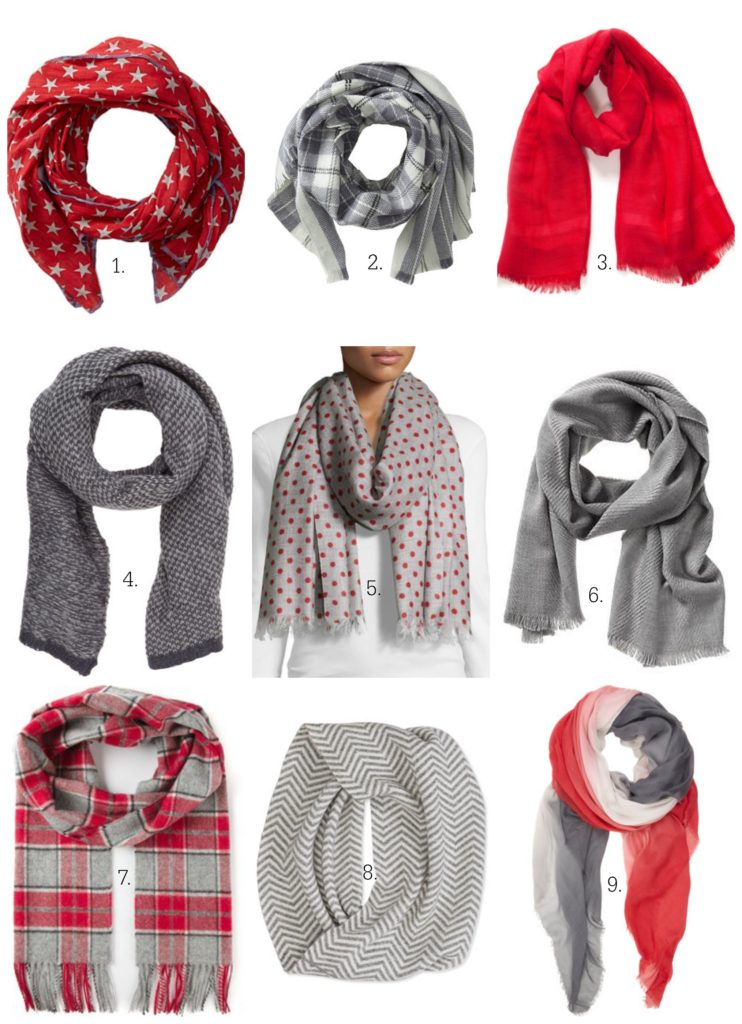 scarlet_grey_scarves_fall
