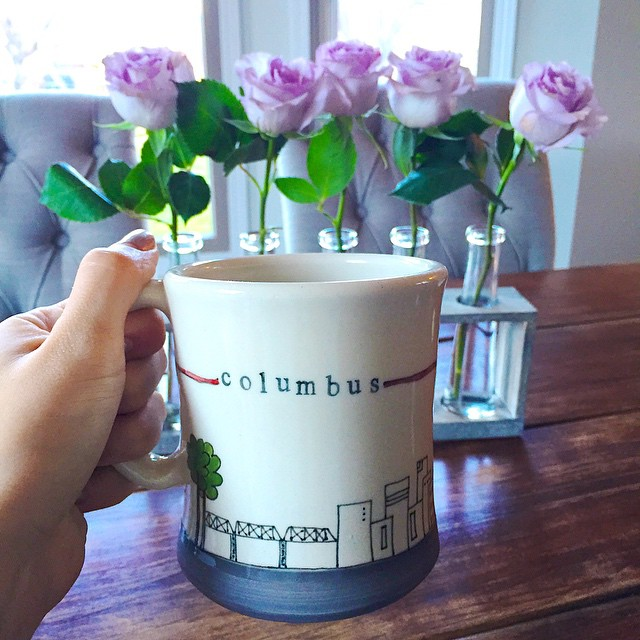 columbus-mug-downing-pottery