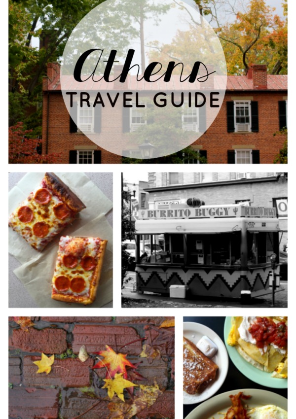 Athens, Ohio Travel Guide | girl about columbus