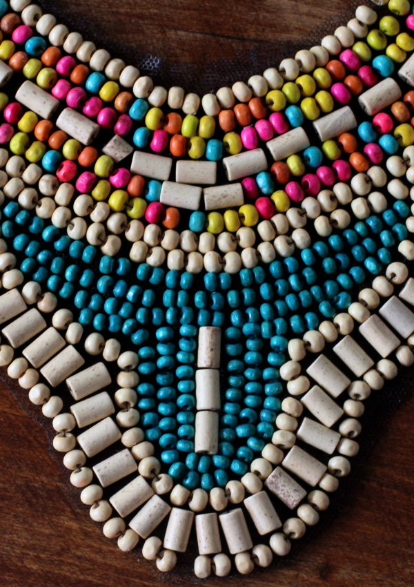 colorful-beaded-necklace