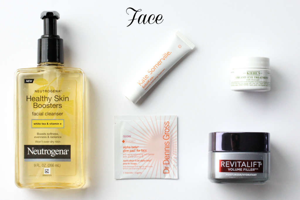 face-routine