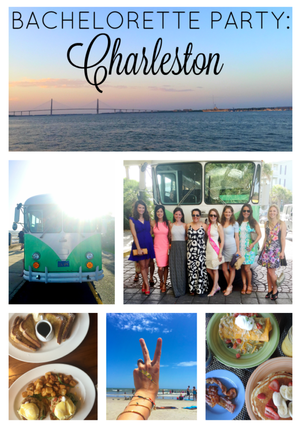 Charleston Bachelorette Party!