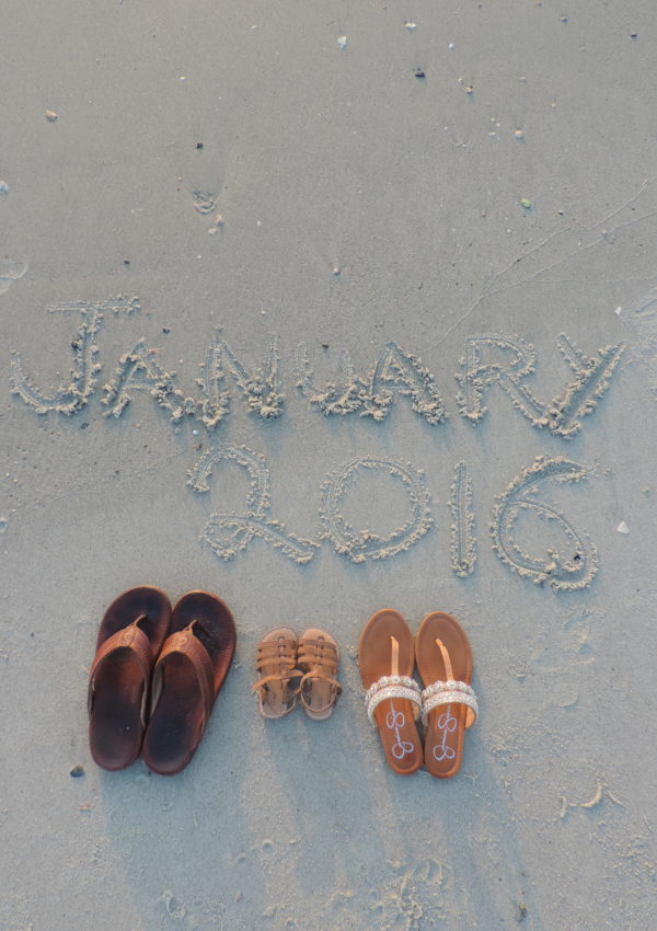 beach-baby-announcement