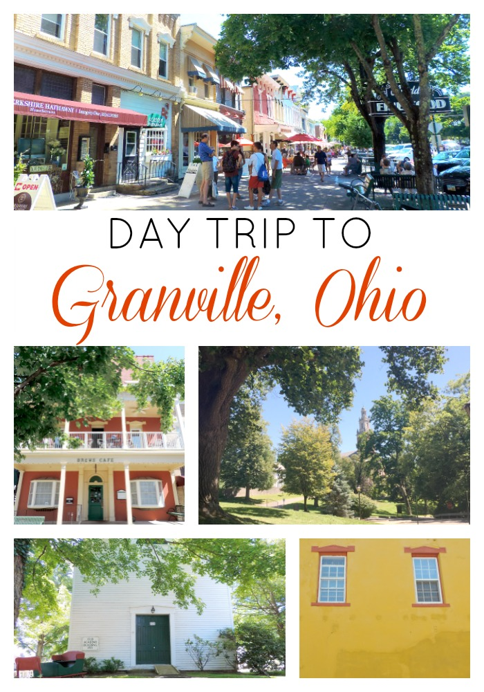 Day Trip to Granville, Ohio // girl about columbus