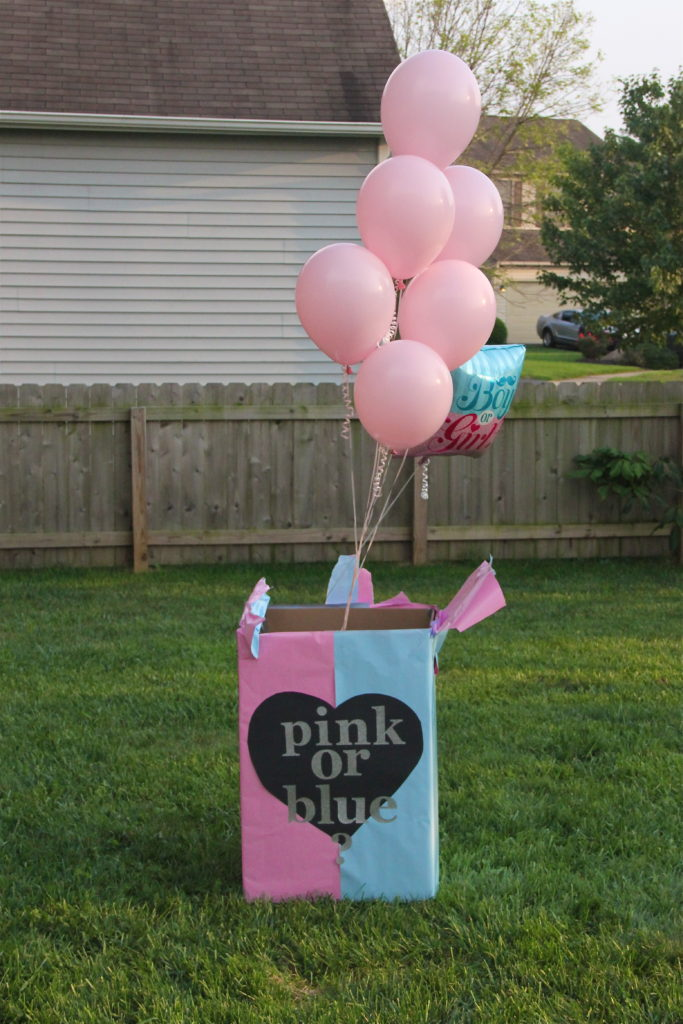 balloons-in-box-gender-reveal-party