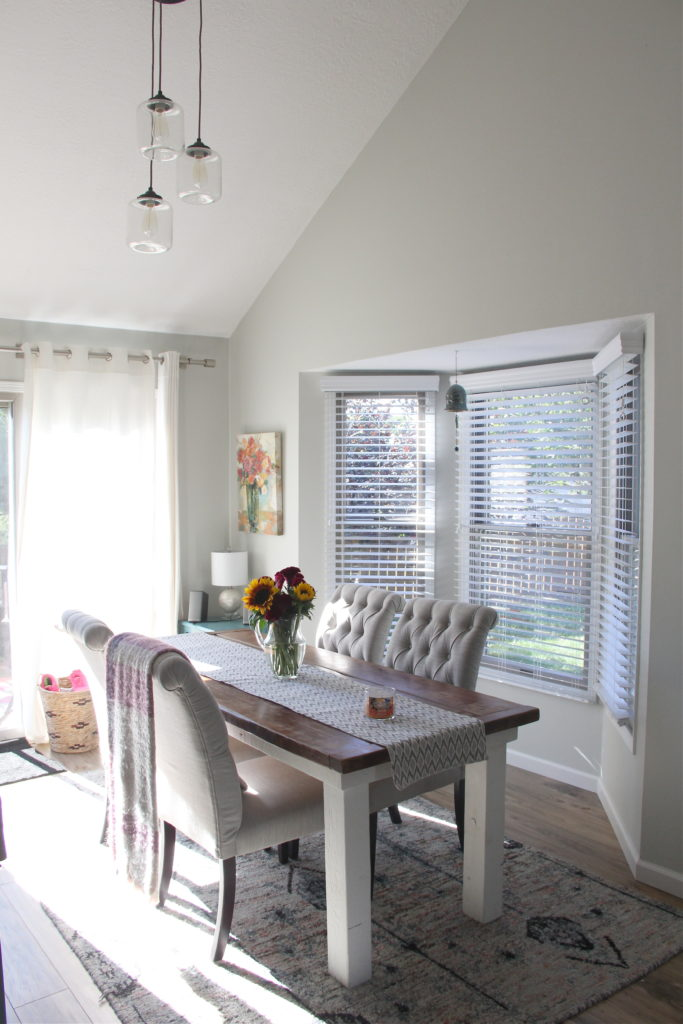 Dining Room Interior | girl about columbus