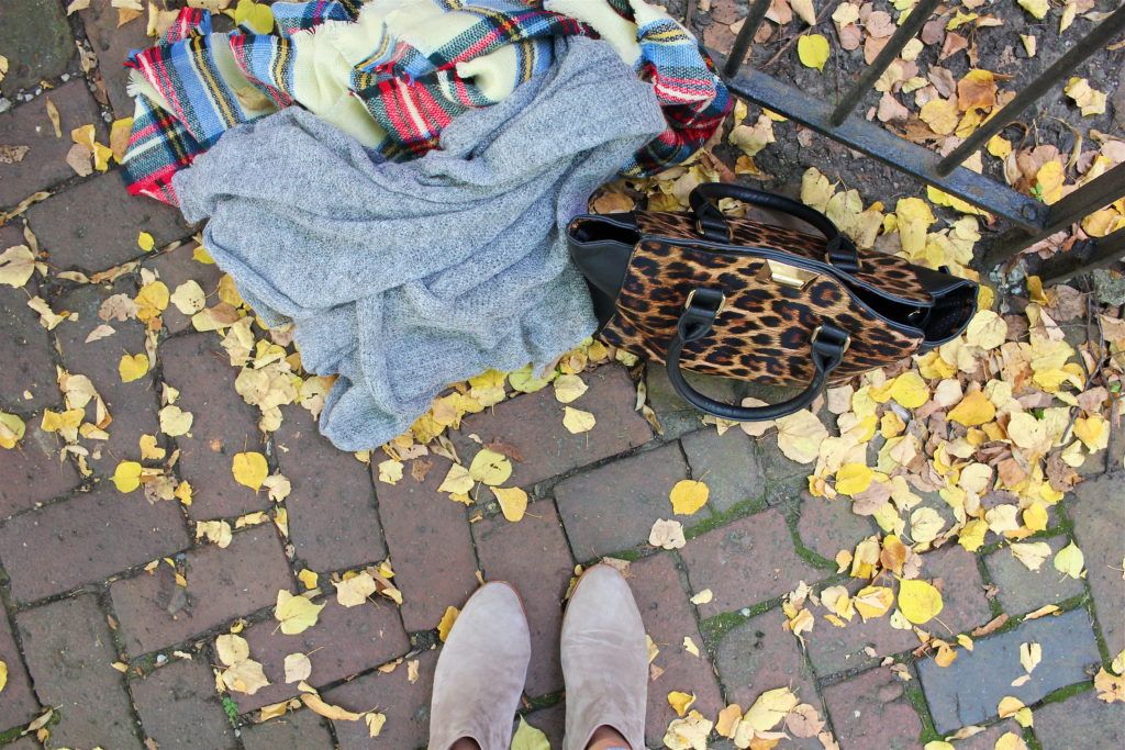 Fall in Ohio | girl about columbus