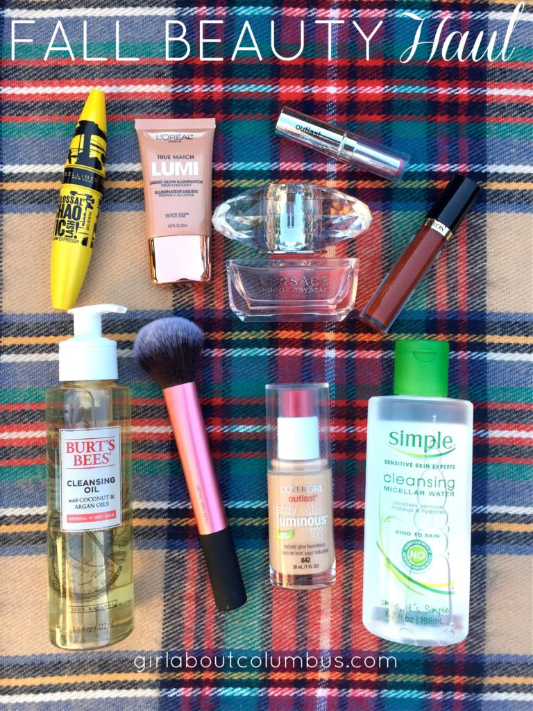 fall-beauty-haul